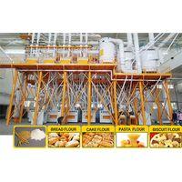 Steel Structure Flour Milling Plant thumbnail image