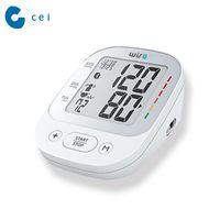 2021 NEW Digital Blood Pressure Monitor Automatic Blood Analyzer BP Apparatus Sphygmomanometer
