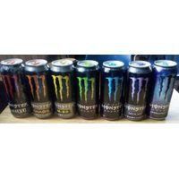 Monster energy drink 500ml, Red Bull 250ml, XL energy drink, Black energy, Shark Stimulation 250ml