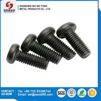 Stainless Steel Cross Recessed Pan Head Machine Screws