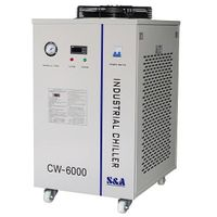 LD end-pumping laser, Laser engraving machine chiller CW-6000