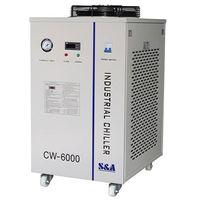 LD end-pumping laser, Laser engraving machine chiller CW-6000