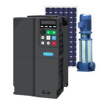 Shenzhen 11KW three phase 380v 50Hz 60Hz with pv booster built MPPT solar water pumping inverter