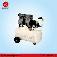 TP751-24 8bar 24L Low noise oil free air compressor