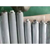Industrial use sintered stainless steel porous filter cartridge thumbnail image