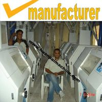 complete grain processing machine