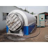 raw tire oil distillation equipment