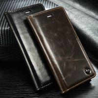 Luxury Caseme Unique Wallet Leather Case same design different models