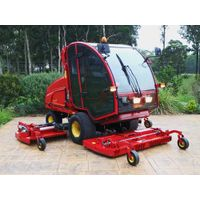 Looks Newl Gianni Ferrari Turbo 6 Diesel Winged Out Front Ride On Mower thumbnail image