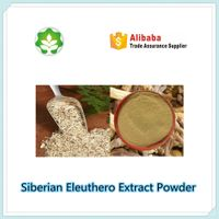 siberian eleuthero extract powder for stress relief