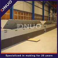 frp corrugated sheet making machine
