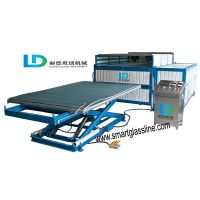 eva/pvb laminated glass machine with ce approved