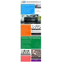 THY Precision Plastic Injection Micro Molding thumbnail image