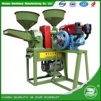 WANMA8008 Professional Rice Mill Machinery Price thumbnail image