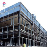 China manufacture WF prefab steel structure chemical fertilizer workshop thumbnail image