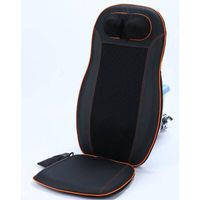 Luxury Neck & Back Car Massage Cushion with Rolling Massage & Spot Massage