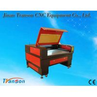 Transon brand 1490 large scale high precision co2 laser graver cutter with CE thumbnail image