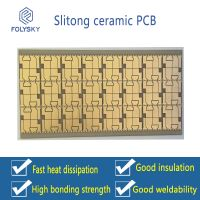We are specializing in the production of ceramic circuit boards, alumina ceramics and PCB aluminum n
