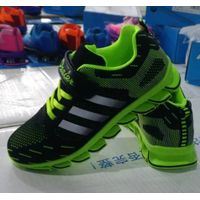 China Wholesale Cheap Flyknit Vamp Men and Women Ladies Shoes Upper