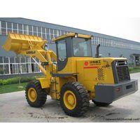 3 ton wheel loader W136, 3200kg rated load