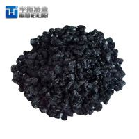 Carbon Additive 98.5% Graphite Petroleum Coke Powder Recarburizer