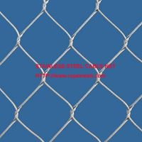 Stainless steel cable net