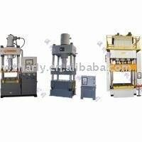 HLY32 series four-post universal hydraulic press