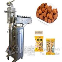 Coated Peanuts Packaging Machine|Granule Sachet Packing Machine thumbnail image