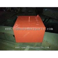 China Factory Custom Concrete Mooring Sinker for Royal Navy ship moorings.