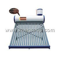 Pre-heated Copper Coil Solar Water Heater thumbnail image