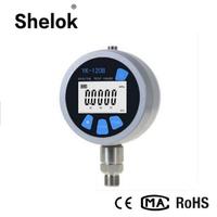High accuracy digital pressure gauge manometer thumbnail image