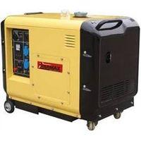 66dbA Single Phase 5KW - 6KW Super Silent Diesel Generator