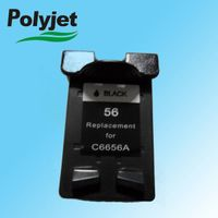 low price 56  C6656A ink cartridge for HP Deskjet 450/5150/5550/5551/5650/5850/9650/9670/9680 Color  thumbnail image
