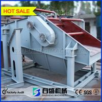 Baisheng Circular vibration screen machinery for coal