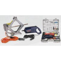 12V Electric Jack and Wrench Set