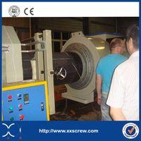 CE certificate HDPE pipe extruder machine