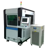 6040 ipg 750W Fiber Laser Cutting Machine