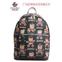 2017AW latest style Henney Bear backpack shoulder bag