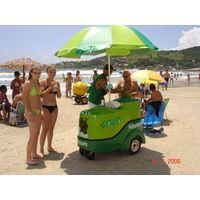 Coconut Mobile Cart thumbnail image