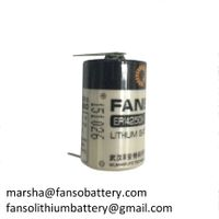 3.6V Lithium Thionyle Cloride ER14250 for electricity meter thumbnail image