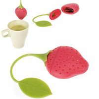 High quality household user tea service silicone tea infuser