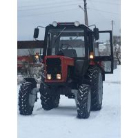 Used farm tractors MTZ-Belarus from 10000