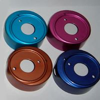 Color Zinc-plated Parts