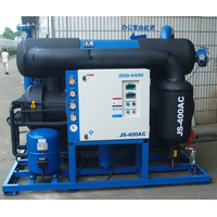 Refirgerant compressed air dryer