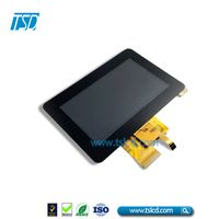 4.3 inch 480x272 lcd module touch display panel PCAP with high performance