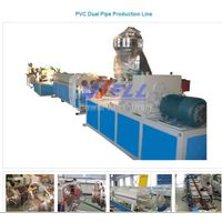 PVC double pipe production line thumbnail image