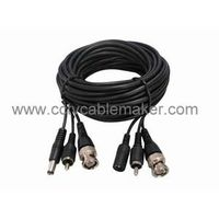 cctv camera cable,coaxial cable,audio video power cable
