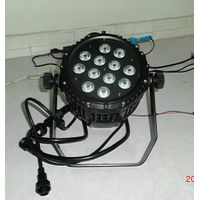 10W waterproof RGBW 4in1 outdoor light,outdoor RGBA IP65 led pro par for garden,led wall washer thumbnail image