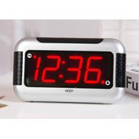 Electric big bedside alarm clock