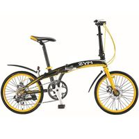 8speeds 20inch alu folding bike of shimano shift lever